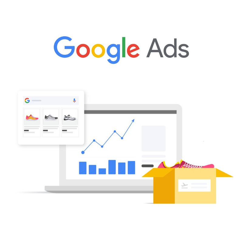 Google Ads - kampanie Element Design